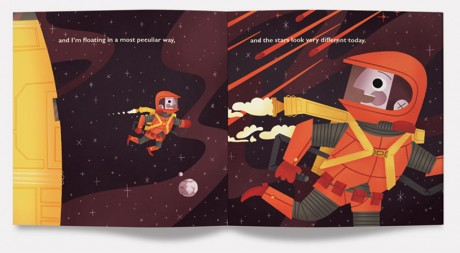 Space Oddity Book