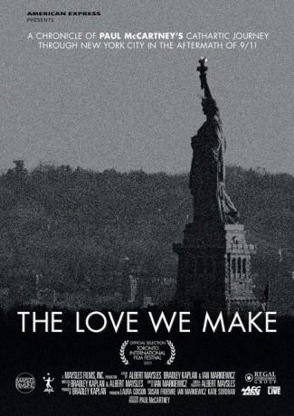 The Love We Make Documentary