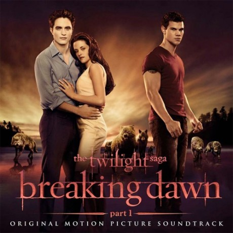 Twilight Breaking Dawn soundtrack part 1