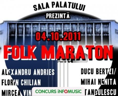 concurs Folk maraton