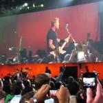 Metallica a cântat pentru Salesforce.com