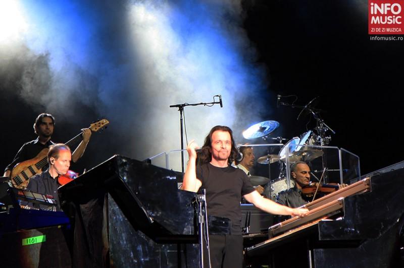 Concertul Yanni (Bucuresti 14.09.2011)