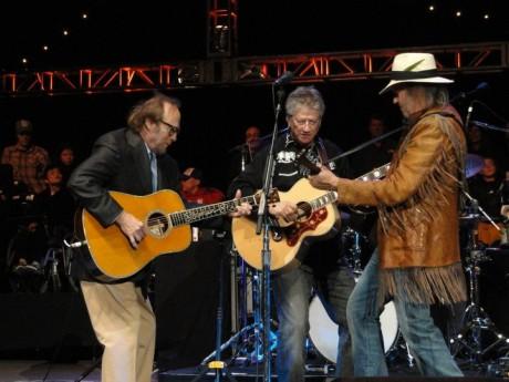 Bridge School Benefit Concert 2011