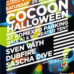 Cocoon Halloween party