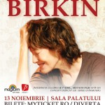 Jane Birkin - afis eveniment