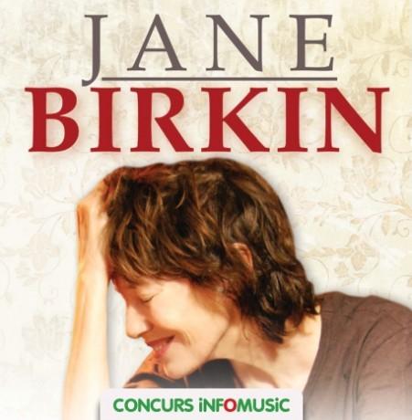 Jane Birkin - concurs