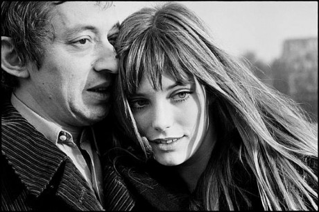 Jane Birkin si Serge Gainsbourg