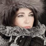 Kate Bush pictorial Snow