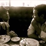 Leonard si Adam Cohen