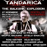 Ovidiu Lipan Tzandarica and the Balkanic Explosion