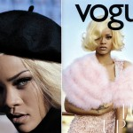 Rihanna pictorial Vogue UK 2011