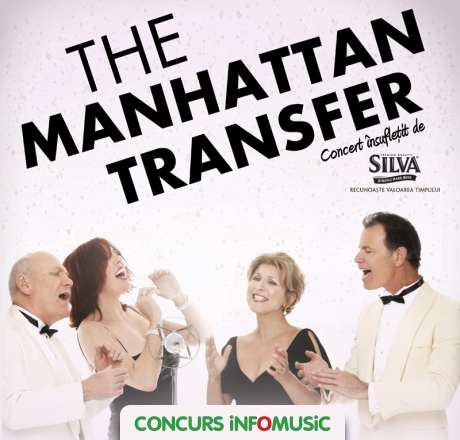 The Manhattan Transfer - concurs