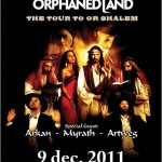 Afis Concert Orphaned Land