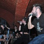 Coma in Club Fire - lansare clip Semn (foto Deviant18 Photography)