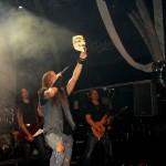 Concert Iced Earth, Bucuresti, 22 noiembrie 2011