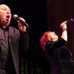 Tim Hauser - Concert The Manhattan Transfer (Bucuresti, 11.11.2011)