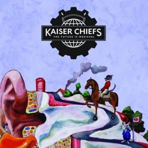 Coperta Album Kaiser Chiefs - The Future Is Medieval