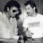 Freddie Mercury si Michael Jackson