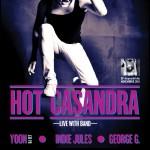 Hot Casandra - lansare - Early Nightmares