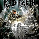Iced earth la Bucuresti