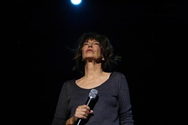 Concert Jane Birkin (Bucuresti, 13.11.2011, foto: Alex Barbulescu)