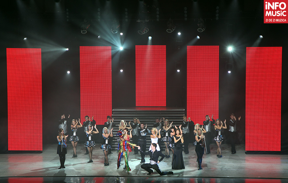 Lord of the Dance (Bucuresti, 5.11.2011) Foto: infomusic.ro