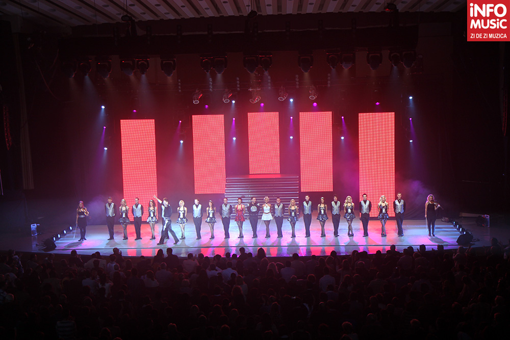 Lord of the Dance (Bucuresti, 5.11.2011) Foto: infomusic.ro