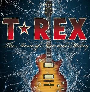 T-Rex live la Bucuresti