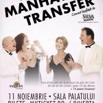 The Manhattan Transfer la Bucuresti