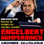 engelbert humperdinck la Bucuresti