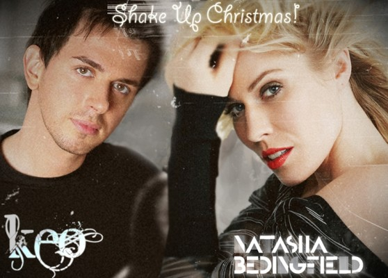 Keo si Natasha Bedingfield - Shake up Christmas (Coca-Cola)