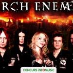 Castiga invitatii duble la concertul Arch Enemy