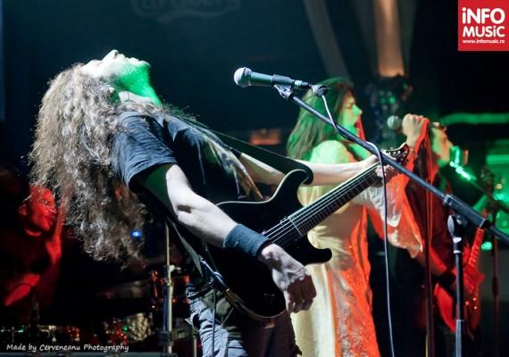 Concert Orphaned Land - Bucuresti dec 2011 - Foto credit: MIHAI CERVENEANU