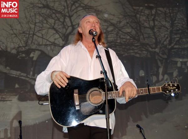 Ștefan Hrușcă în concert, 2011