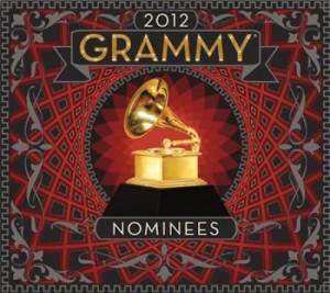 Grammy 2012 Nominalizari