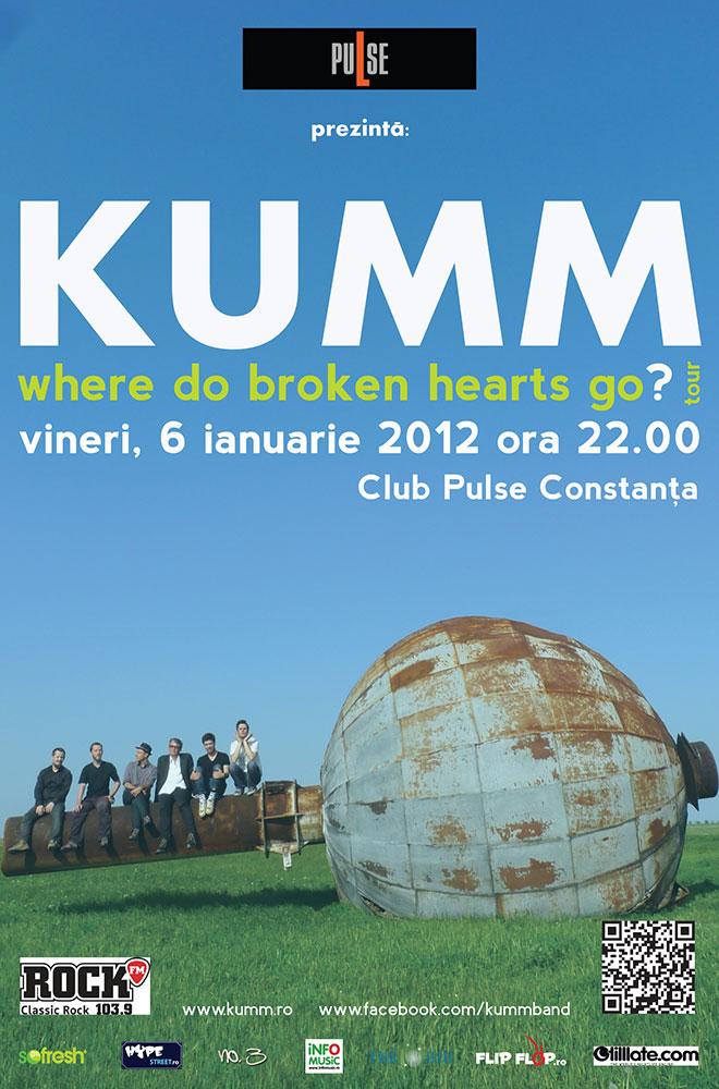 KUMM concert in Pulse, Constanta