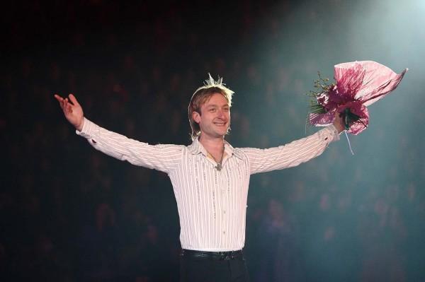 Evgeni Plushenko la Kings On Ice! credit foto Alex Barbulescu