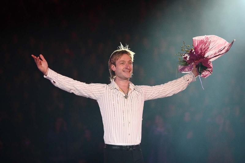 Evgeni Plushenko la Kings On Ice! credit foto Alex Barbulescu