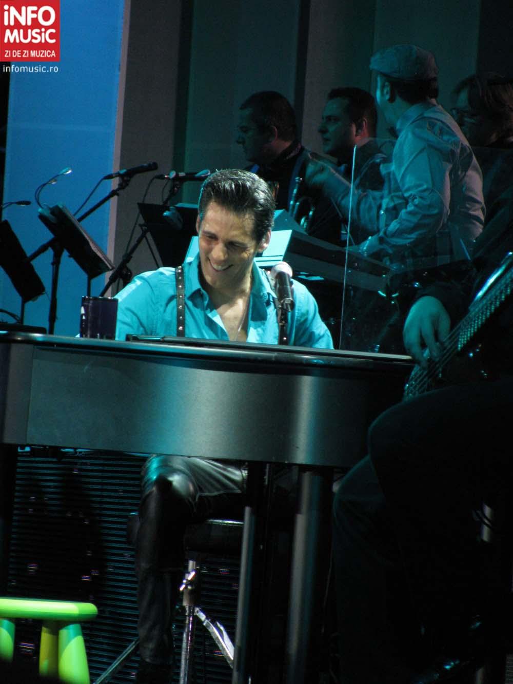Stefan Banica, Concert de Craciun, Sala Palatului, 14.12.2011