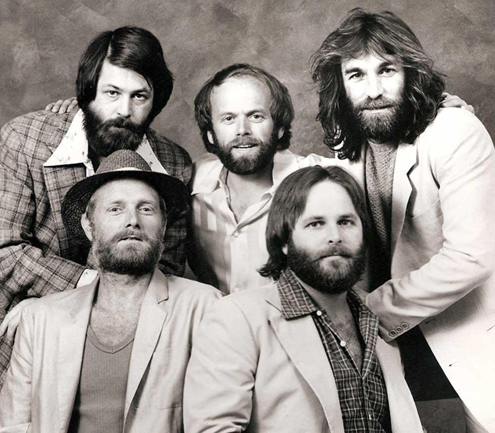 The Beach Boys în 1980