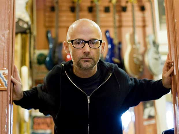 moby a lansat videoclipul piesei The right thing