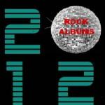 10 albume rock in 2012