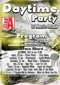 Daytime Party - Club A