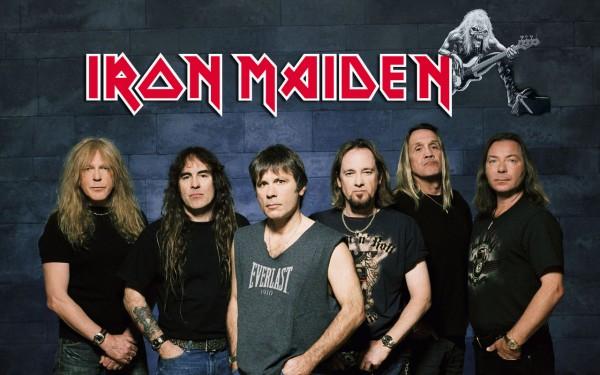 Trupa Iron Maiden