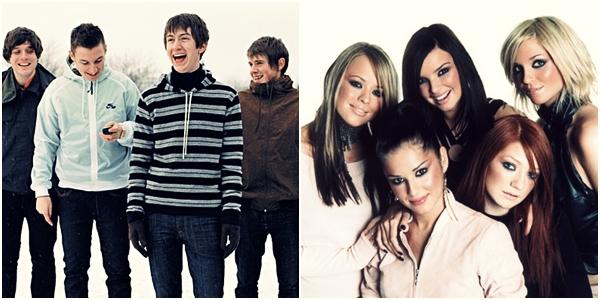 Arctic Monkeys - Girls Aloud