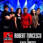 Concert Casa presei si Robert Turcescu