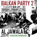 Castiga invitatii duble la concertul-Al-Jjawala-la-Bucuresti