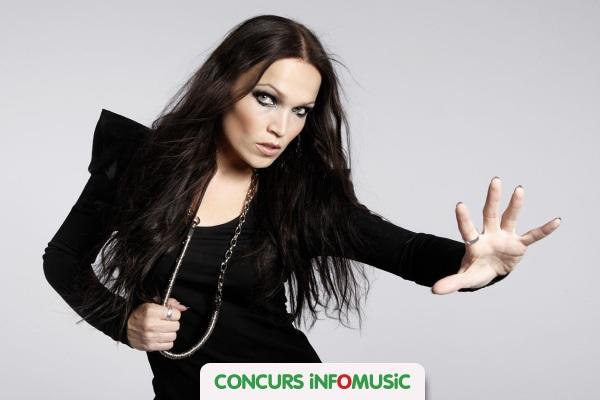 Castiga invitatii la concertul Tarja Turunen