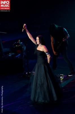 Concert Tarja Turunen, Sala Palatului, 25 ianuarie 2012
