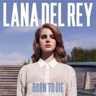Coperta album Lana Del Rey - Born To Die
